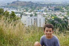 Blake at Mount Eden