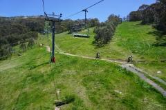 Thredbo gravity park trail