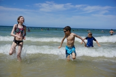 Sunshine Coast water play
