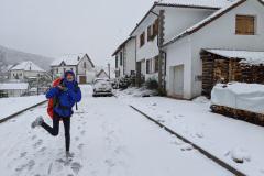 Camino-day-2-Jaida-in-snowy-village