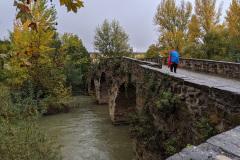 Camino-day-3-Pamlona-bridge