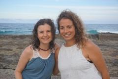 Michele and Marissa