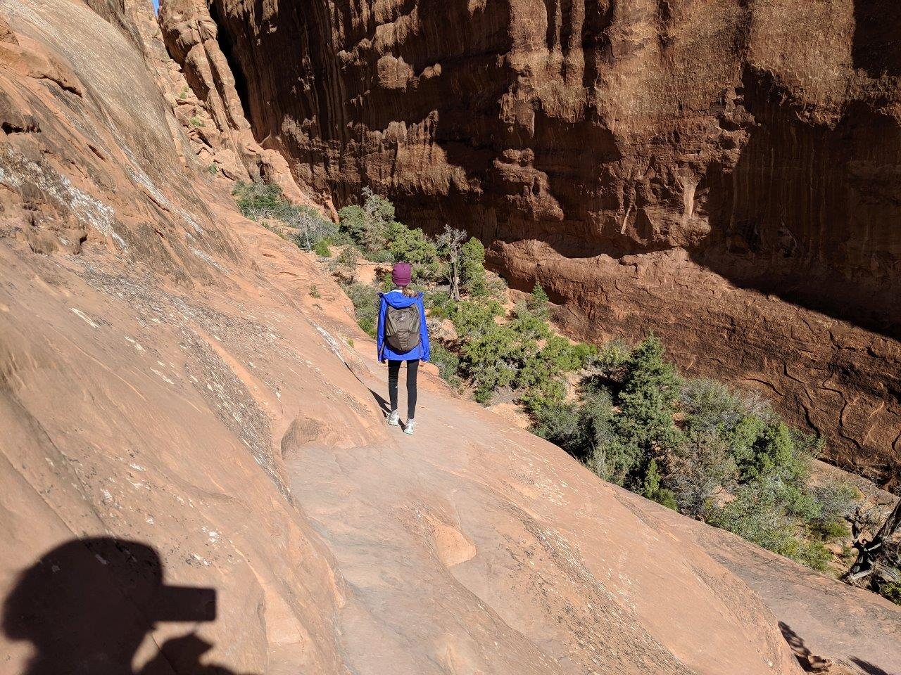 Arches-descend-trail