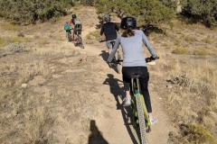 Moab-Bar-M-trail-ascent