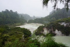 Wai-O-Tapu thermal pools