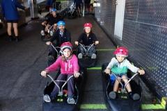 Family luge Rotorua