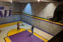 Salt-Lake-City-Basketball-court-Airbnb