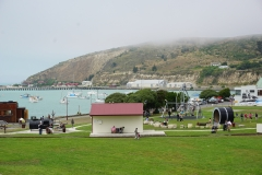 Oamaru water front park