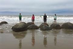 Moreki rocks