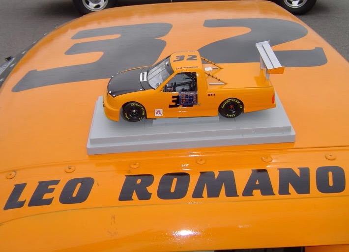 Leo Romano – driver 32