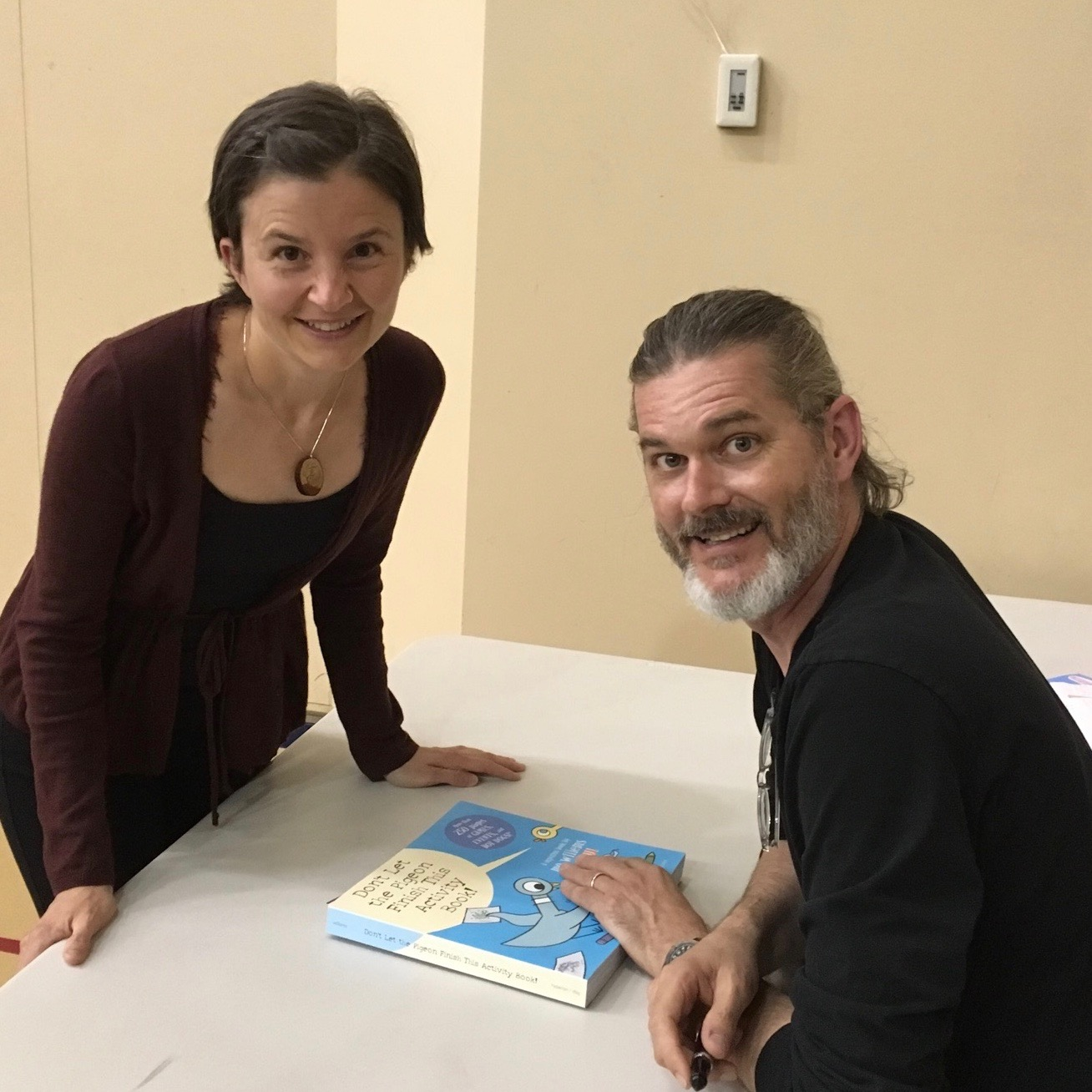I was Star Struck by Mo Willems